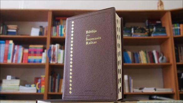 Biblija lietuvių kalba