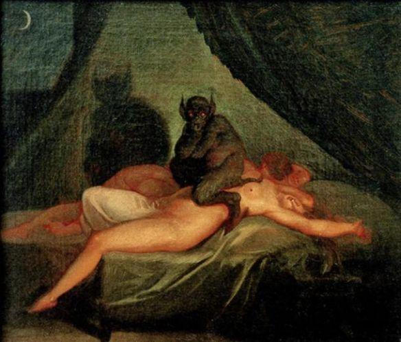 miego paralyžius