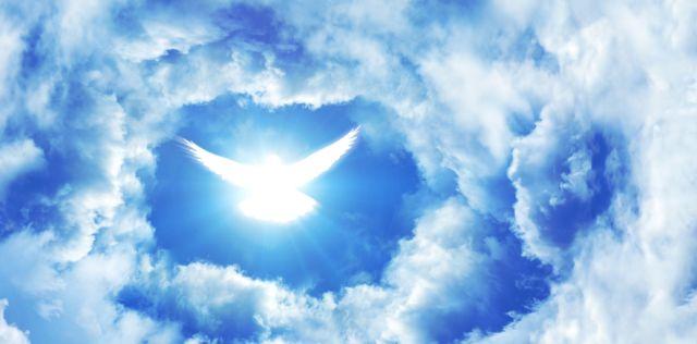 Šventosios Dvasios išliejimas