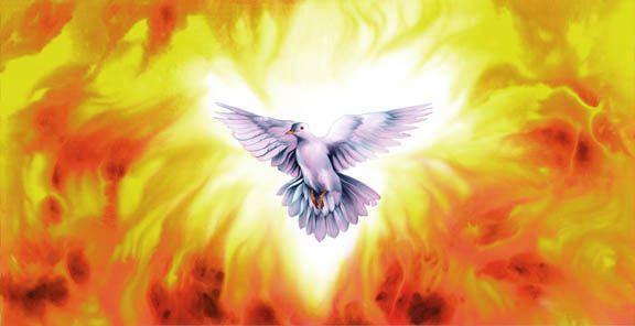 Šventosios Dvasios krikštas