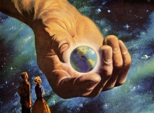 Dievas viską kontroliuoja