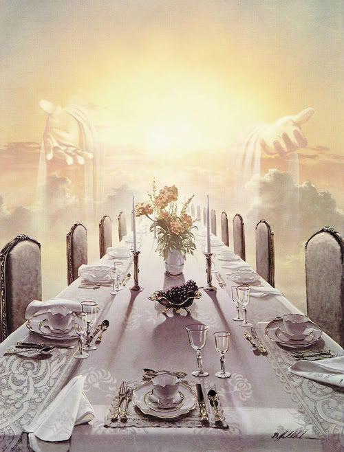 Avinėlio vestuvių vakarienė