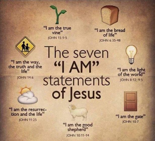 Jėzus – aš esu
