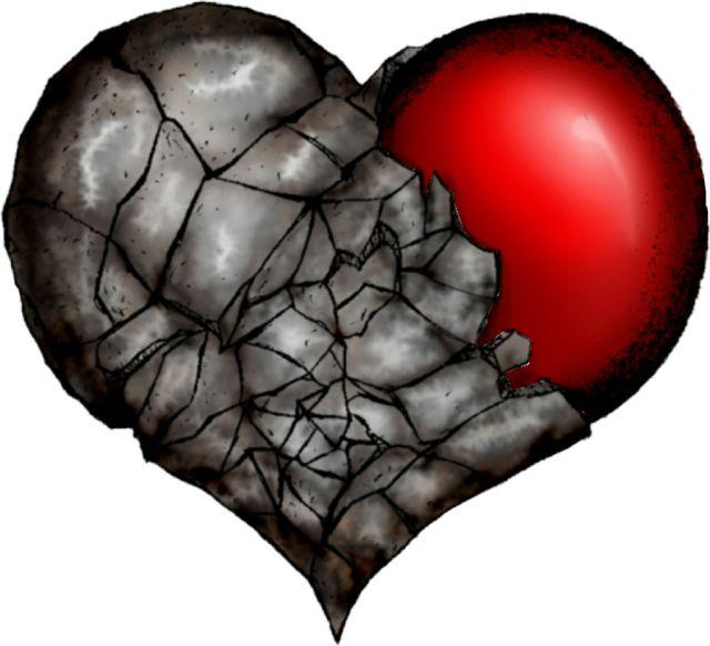 akmeninė širdis