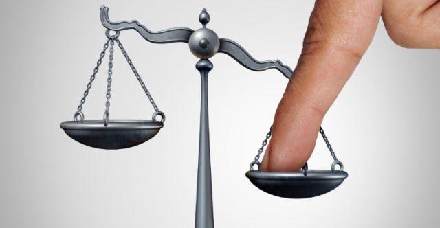 neteisingas teismas