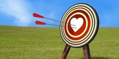 taikinys širdis