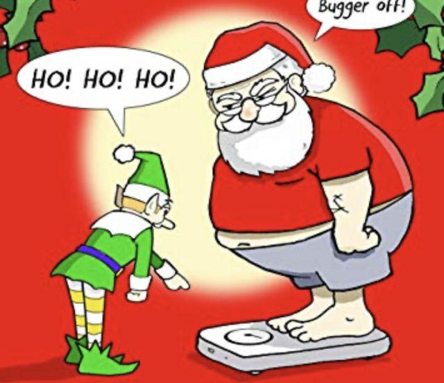 apsivalgymas per Kalėdas