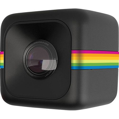 veiksmo kamera POLAROID CUBE+ juodas