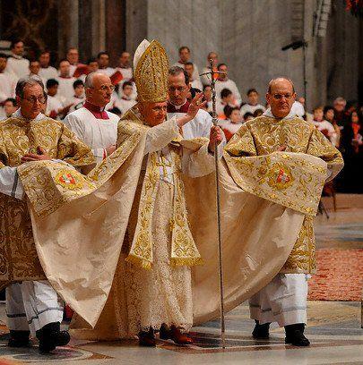 Romos popiežius