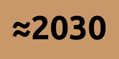 2030 metai
