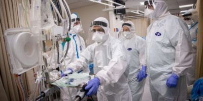 koronavirusas Izraelis
